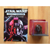 Casco Star Wars Tie Fighter Pilot Planeta Deagostini # 6