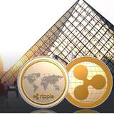 Criptomoneda Ripple Colección Bitcoin Moneda