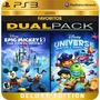 Disney Universe + Epic Mickey 2 Ps3 Licencia Digital