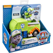 La Pata Patrol - Camión De Reciclaje De Rocky (trabaja Con L