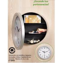 Reloj Caja Secreta !!!esconde Tus Pertenecias !!!