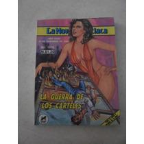 La Novela Policíaca Lucia Guilmain,la Guerra De Los Carteles
