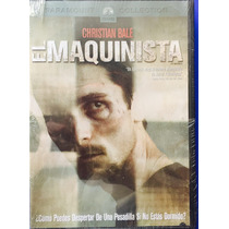 El Maquinista The Machinist En Dvd