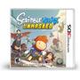 Scribblenauts Unmasked A Dc Comic Adventure - Nintendo 3ds