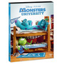 Monster University De Disney Pixar ( Dvd ) Lbf