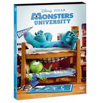 Monster University De Disney Pixar ( Dvd )