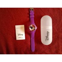 Reloj Mickey Mouse Para Dama Mujer Original Disney Nuevo