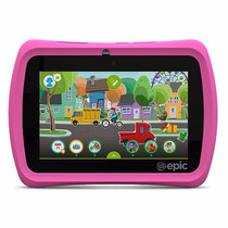 Tablet Leapfrog Epic, Sistema Andriod, 16 Gb, Juegos, Wiffi.