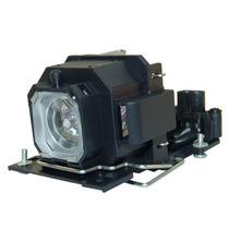 Lámpara Con Carcasa Para Hitachi Cp-x253 / Cpx253 Proyector