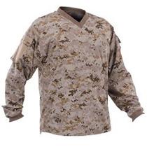 Jersey Camisa Desert Marpat Paintball Gotcha Airsoft Xtreme