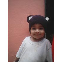 Gorro De Gato Para Niño De Hasta 2 Años