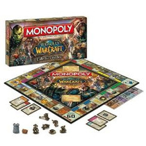 Monopolio: World Of Warcraft Edición Coleccionista