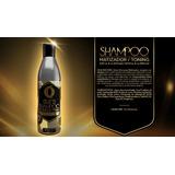 12 Piezas Ouro Shampoo Matizador 250ml