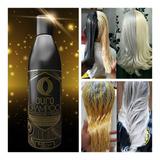 Shampoo Negro Matizador Cabello Gris Plata Gray Silver