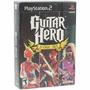 Coleccion Guitar Hero Guitar 1, 2, Aerosmith Ps 2 Nuevo