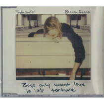 Taylor Swift - Blank Space Cd Single Importación