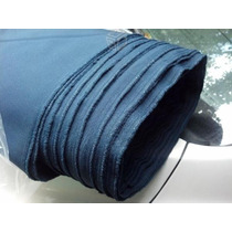 Tela Poliester Azul. Ideal Para Uniformes. Precio Por Metro