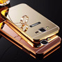 Case Funda Aluminio Tipo Espejo Samsung J3 2016 J320
