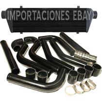 28 X7 X2.5 Turbo Intercooler Fmic W/2.5 Tubos Aluminio