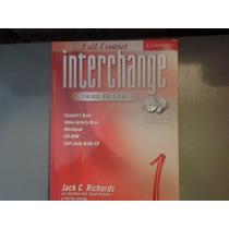 Interchange 1 Paquete Alumnos Y Maestros Super Completo!!!