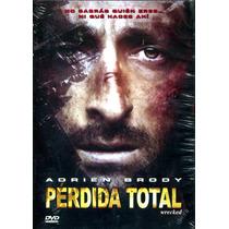 Dvd Perdida Total ( Wrecked ) 2010 - Michael Greenspan / Adr