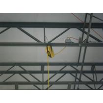 Extension Electrica Retractil Calibre 14 10 Metros Largo