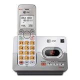 Teléfono Inalámbrico At&t El52203 Plateado
