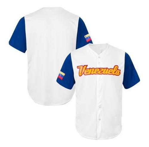 11f59c4a28d86b Jersey Camisola Beisbol Venezuela
