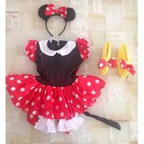 Disfraz Minnie Mouse
