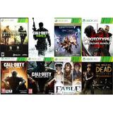 Juegos Xbox 360/ Xbox One Licencias Online Original