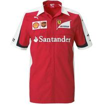 Camisa Del Equipo Scuderia Ferrari Hombre 01 Puma 761670