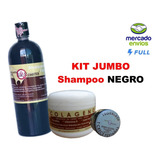 Kit Shampoo+colageno Jumbo+yegualash Con Aplicador Yeguada