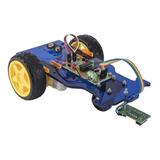 Kit De Robot Steren K-905 Seguidor De Línea Para Armar