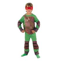 Tmnt Traje - Teenage Mutant Ninja Tortugas Childs Grande