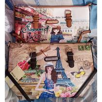 Bolsa Importada Oferta China Corea Estilo Vintage Grande