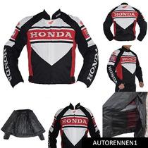 Chamarra Honda Motociclista Talla Xxl Revisar Imagen Tallas