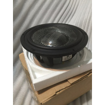 Woofer Morel Supreme Fibra De Carbon, Tweeter Bocina Central