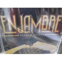 Enjambre Proaño Deluxe Cd+dvd Nuevo Sellado