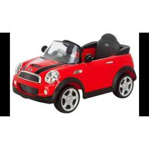 Mini Cooper De Batería Para Niños