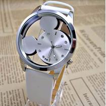 Reloj Moda Mujer Figura Mickey Zona La Fe