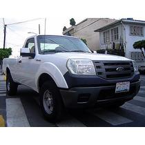 Ford Renger 2011 2pts Caja Alargada A/acondicionado