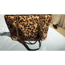 Bolsa Michael Kors 100% Original Animal Print