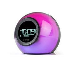 Radio Reloj Alarma Usb A Color Bluetooth Con Altavoz Nuevo