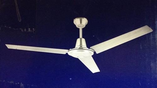 Ventilador industrial cromado de techo westinghouse 56 pulg 1400 cv1av precio d m xico - Precio de ventiladores de techo ...