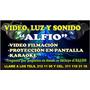 Video Luz Y Sonido Alfio