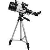 Telescopio Astronomico Refractivo Corto 70/300mm Campamento