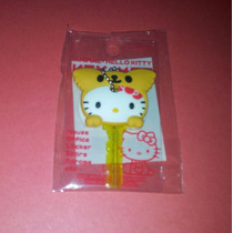 New Hello Kitty Perrito Chihuahua Cubre Llave Sanrio Japon
