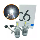 Kit De 2 Luces Led C6 Xenon Faros Foco Auto H7 H1 H11 9005