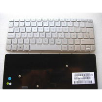 Teclado Hp Mini 210-2000 110-3000 210-3000 Series Plata Espa