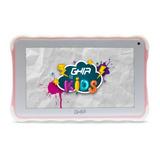 Tablet Ghia Kids Toddler Gtab718 7  8gb Rosa Con Memoria Ram 1gb
